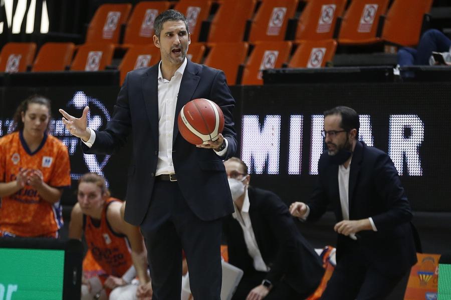 LF Playoff Semifinal: Valencia Basket vuelve de Girona con 9 puntos de renta (64-73)